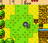 The Legend Of Zelda: Oracle Of Ages (GBC)   © Nintendo 2001    2/3