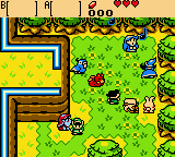 The Legend Of Zelda: Oracle Of Ages (GBC)   © Nintendo 2001    3/3