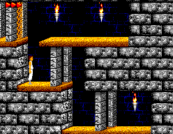 Prince Of Persia (SMS)  © Domark 1992   2/3