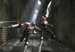 Vampire Night (PS2)  © Namco 2001   3/5