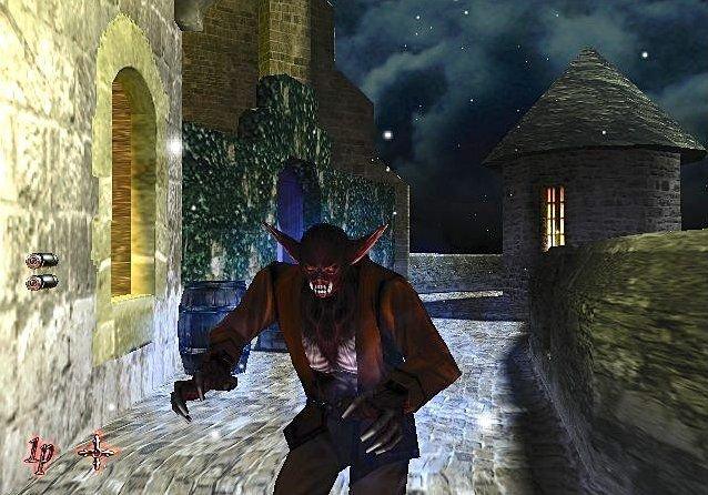 Vampire Night (PS2)  © Namco 2001   5/5