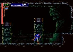 Castlevania: Symphony Of The Night (SS)   © Konami 1998    1/4