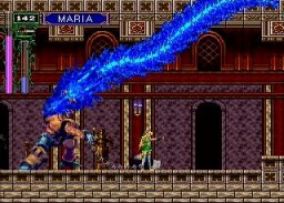 Castlevania: Symphony Of The Night (SS)   © Konami 1998    3/4