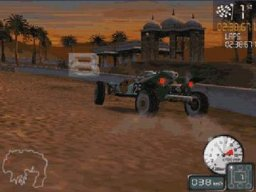 Wild Wild Racing   © Imagineer 2000   (PS2)    3/3
