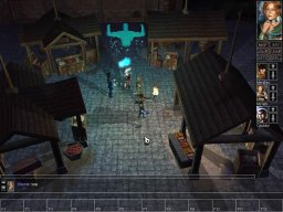 Neverwinter Nights (PC)   © Infogrames 2002    3/9