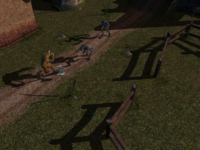 Neverwinter Nights (PC)   © Infogrames 2002    5/9