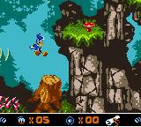 Donald Duck: Quack Attack (GBC)  © Ubisoft 2000   2/3