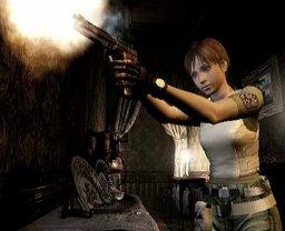 Resident Evil (2002) (GCN)  © Capcom 2002   2/8