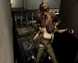 Resident Evil (2002) (GCN)  © Capcom 2002   3/8
