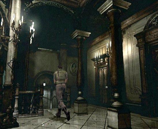 Resident Evil (2002) (GCN)  © Capcom 2002   4/8