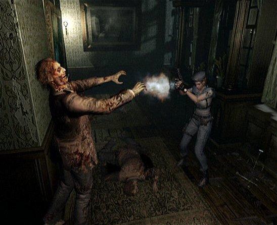 Resident Evil (2002) (GCN)  © Capcom 2002   6/8