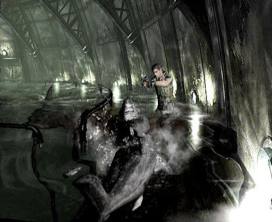 Resident Evil (2002) (GCN)  © Capcom 2002   7/8