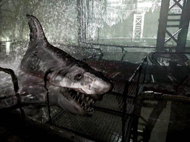 Resident Evil (2002) (GCN)  © Capcom 2002   8/8