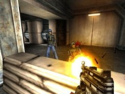 Red Faction (PS2)  © THQ 2001   1/3