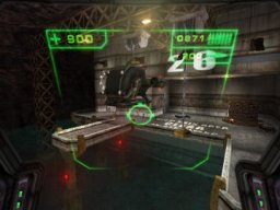 Red Faction (PS2)  © THQ 2001   3/3