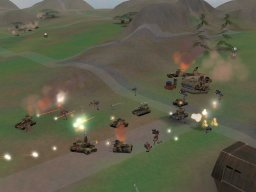 Z: Steel Soldiers (PC)  © EON Digital Entertainment 2001   2/9