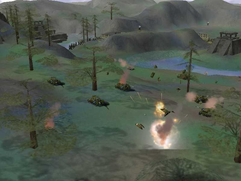 Z: Steel Soldiers (PC)  © EON Digital Entertainment 2001   7/9