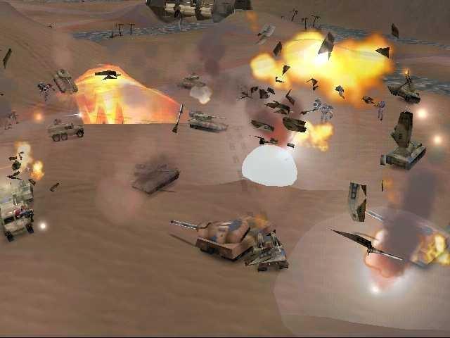 Z: Steel Soldiers (PC)  © EON Digital Entertainment 2001   8/9