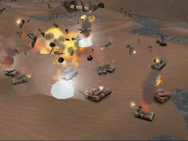 Z: Steel Soldiers (PC)  © EON Digital Entertainment 2001   9/9