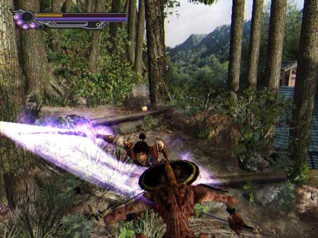 Onimusha 2: Samurai's Destiny (PS2)  © Capcom 2002   4/5
