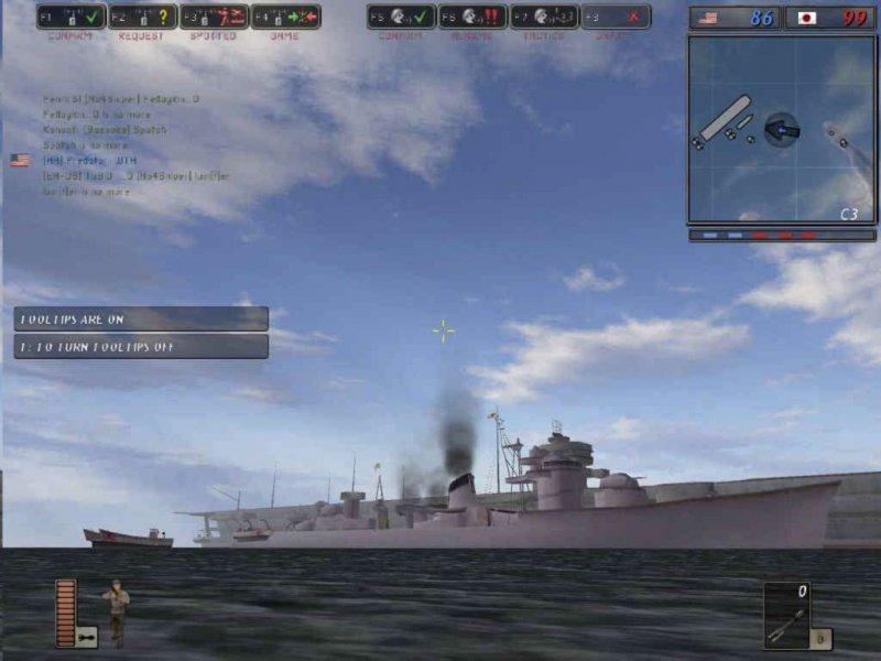 Battlefield 1942 (PC)  © EA 2002   4/5