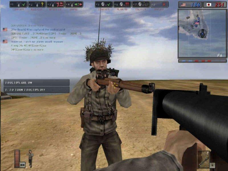 Battlefield 1942 (PC)  © EA 2002   5/5