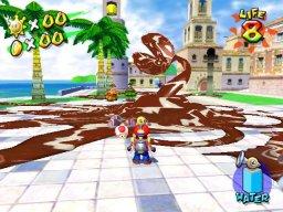 Super Mario Sunshine (GCN)  © Nintendo 2002   2/5