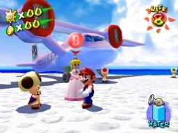 Super Mario Sunshine (GCN)  © Nintendo 2002   3/5