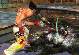 Tekken 4 (PS2)  © Namco 2002   1/5