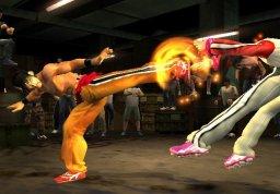 Tekken 4 (PS2)  © Namco 2002   2/5