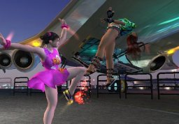 Tekken 4 (PS2)  © Namco 2002   3/5