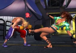 Tekken 4 (PS2)  © Namco 2002   4/5