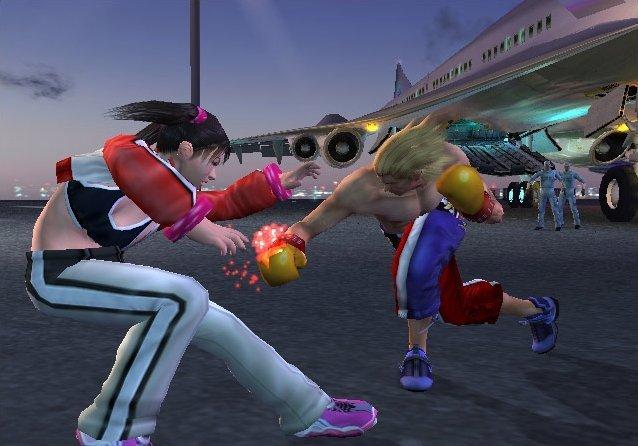 Tekken 4 (PS2)  © Namco 2002   5/5