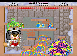 Bubble Symphony   © Taito 1994   (ARC)    6/8