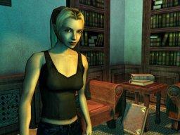Eternal Darkness: Sanity's Requiem (GCN)  © Nintendo 2002   1/6