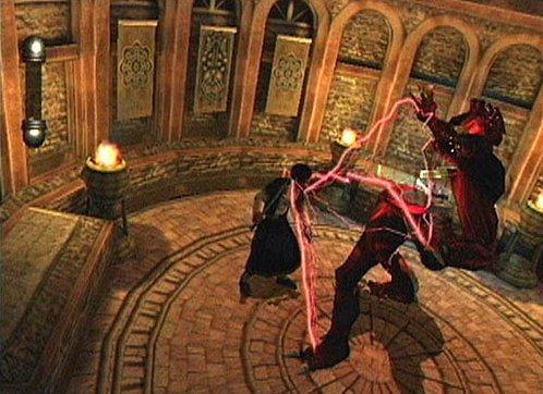 Eternal Darkness: Sanity's Requiem (GCN)  © Nintendo 2002   4/6