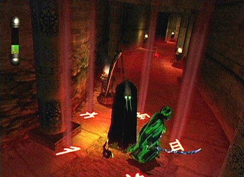 Eternal Darkness: Sanity's Requiem (GCN)  © Nintendo 2002   6/6