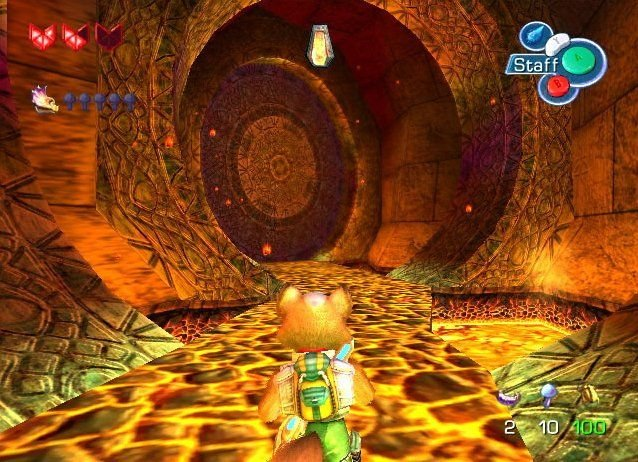 StarFox Adventures (GCN)  © Nintendo 2002   5/8