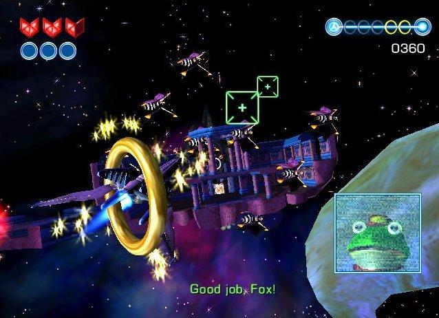 StarFox Adventures (GCN)  © Nintendo 2002   6/8