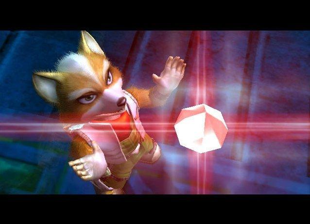 StarFox Adventures (GCN)  © Nintendo 2002   7/8