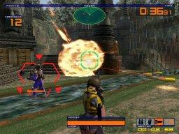 Outtrigger (DC)  © Sega 2001   2/7