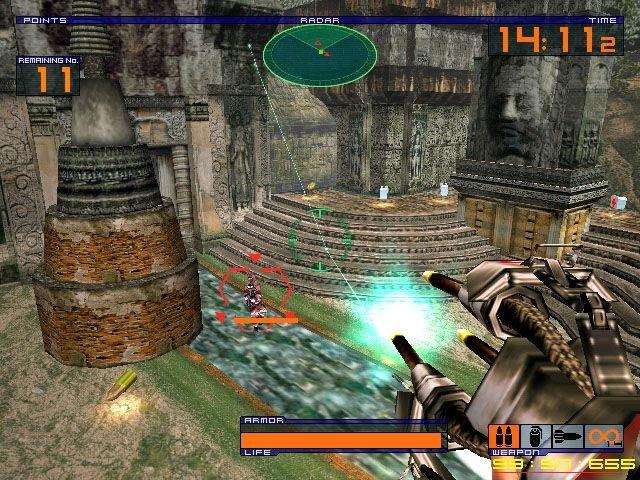 Outtrigger (DC)  © Sega 2001   4/7