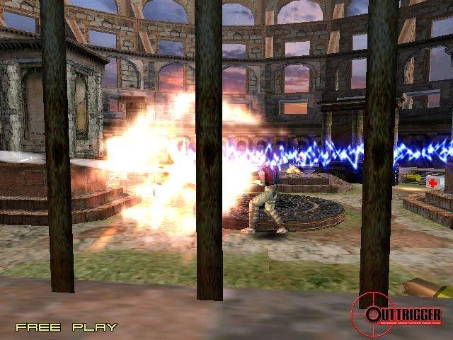 Outtrigger (DC)  © Sega 2001   6/7