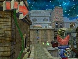 Blinx: The Time Sweeper (XBX)  © Microsoft 2002   2/6