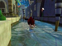 Blinx: The Time Sweeper (XBX)  © Microsoft 2002   3/6