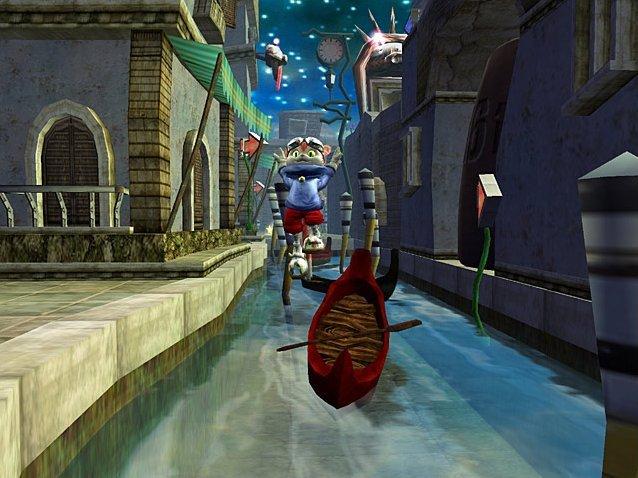 Blinx: The Time Sweeper (XBX)  © Microsoft 2002   6/6
