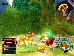 Kingdom Hearts (PS2)  © Square 2002   3/9