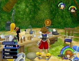 Kingdom Hearts (PS2)  © Square 2002   1/9