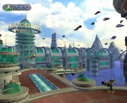 Ratchet & Clank (PS2)   © Sony 2002    1/6