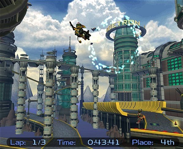 Ratchet & Clank (PS2)   © Sony 2002    4/6
